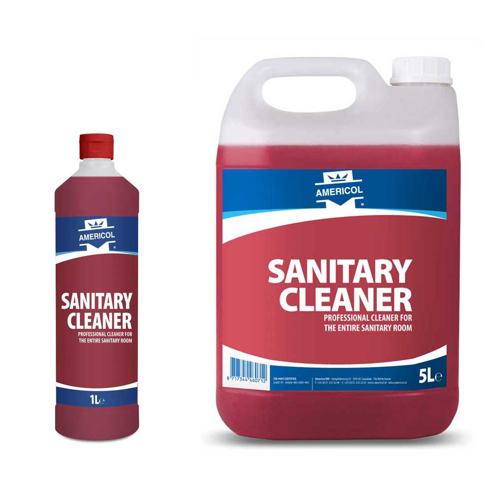 Tehokas Saniteettitilojen puhdistusaine