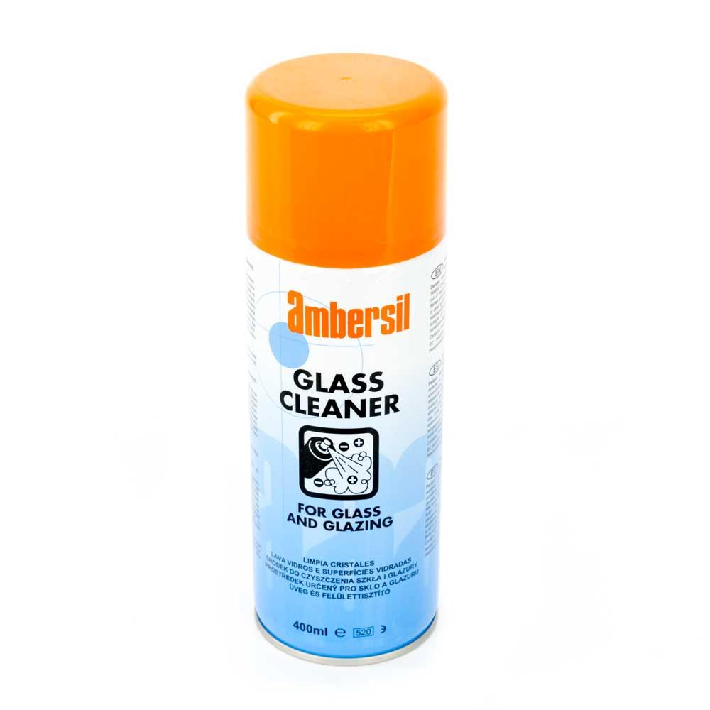 Lasin puhdistus aerosoli